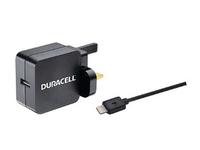 Duracell BUN0104A, Outdoor, AC, 2,4 A, Schwarz