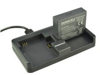 Duracell DRUCGPH4, 80 mm, 43 mm, 14 mm, 74 g, USB, Schwarz