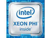 Intel Xeon Phi Coprocessor 7230 - 1.3 GHz - 64 Kerne - 32 MB Cache-Speicher - LGA3647 Socket - OEM