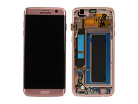 Samsung GH97-18533E, Anzeige, Samsung, Rosa-Goldfarben, Samsung G935F Galaxy S7 Edge, 1 Stück(e)