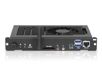 NEC Slot-In PC - Digital Signage-Player - Intel Core i7 - RAM 4 GB - SSD - 64 GB