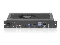 NEC Slot-In PC - Digital Signage-Player - Intel Core i7 - RAM 4 GB - SSD - 64 GB
