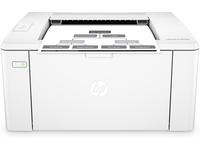 HP LaserJet Pro M102a, Laser, 1200 x 1200 DPI, A4, 150 Blätter, 23 Seiten pro Minute, Weiss