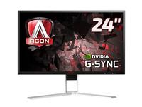 AOC Gaming AG241QG - AGON Series - LCD-Monitor - 61 cm (24
