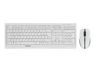 CHERRY B.UNLIMITED 3.0 - Tastatur-und-Maus-Set - kabellos - 2.4 GHz - Deutsch - Schlüsselschalter: CHERRY SX