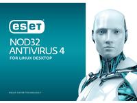 ESET NOD32 Antivirus for Linux Desktop - Abonnement-Lizenz (2 Jahre) - 1 PC - Linux