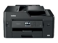 Brother MFC-J6530DW, Tintenstrahl, 1200 x 4800 DPI, 250 Blätter, A3, Direkter Druck, Schwarz