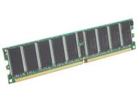 HPE - SDRAM - 1 GB: 2 x 512 MB - DIMM, 168-polig - 133 MHz / PC133 - 3.3 V