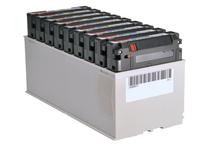 HPE TeraPack Certified - Reinigungskassette - Kapazität: 9 TS11x0 Bänder - für P/N: Q1G99A, Q1H00A