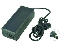 2-Power CAA0634A, 19 V, Schwarz, 128 mm, 189 mm, 54 mm, 51 mm