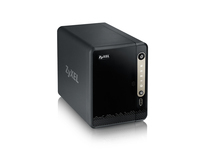 ZyXEL NAS326-2T, Netzwerk-Storage, 2TB