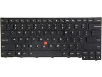 Primax CS13T - Ersatztastatur Notebook - Englisch - Grossbritannien und Nordirland - für ThinkPad L440; L450; L460; T431s; T440p