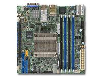 Supermicro X10SDV-6C-TLN4F, DDR4-SDRAM, DIMM, 1600,1866,2133 MHz, 1.2 V, 128 GB, 64 GB