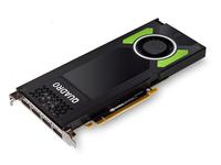 Fujitsu Quadro P4000, Quadro P4000, 8 GB, GDDR5, 256 Bit, 5120 x 2880 Pixel, PCI Express x16 3.0