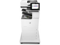 HP Flow MFP M681z, Laser, Farbdruck, 1200 x 1200 DPI, 2300 Blätter, A4, Schwarz, Grau