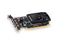Lenovo 4X60N86658, Quadro P600, 2 GB, GDDR5, 128 Bit, 5120 x 2880 Pixel, PCI Express x16 3.0