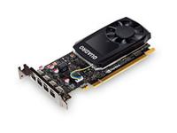 Lenovo 4X60N86660, Quadro P1000, 4 GB, GDDR5, 128 Bit, 5120 x 2880 Pixel, PCI Express x16 3.0