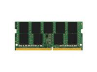 Kingston - DDR4 - 16 GB - SO DIMM 260-PIN - 2400 MHz / PC4-19200 - CL17