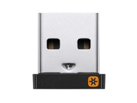 Logitech Unifying Receiver - Wireless Maus- / Tastaturempfänger - USB