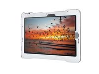 Lenovo ThinkPad Healthcare - Gen 2 - Schutzhülle für Tablet - widerstandsfähig - Polycarbonat, thermoplastischer Elastomer (TPE)
