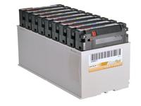 HPE TeraPack - Storage Library Cartridge Magazine - Kapazität: 10 LTO-Bänder