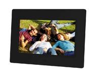 Braun DigiFrame 711, 17,8 cm (7 Zoll), 800 x 480 Pixel, TFT, 250 cd/m², 400:1, 4:3, 16:9