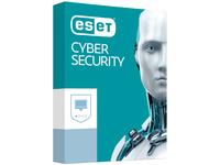 ESET Cyber Security - Erneuerung der Abonnement-Lizenz (2 Jahre) - 2 Computer - Mac