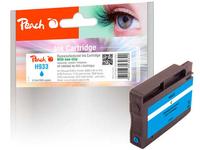 Peach Tinte HP CN058AE, No.933 cyan