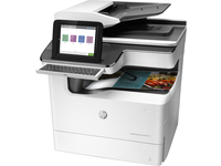 HP PageWide Enterprise Color Flow MFP 785f/A3 (Print,Copy,Scan,Fax) up to 75ppm, Duplex, Network, USB, HP Inc.