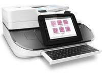 HP Digital Sender Flow 8500 fn2 Workstation zur Dokumentenerfassung
