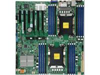 Supermicro X11DPI-T, Intel, 205 W, 10,4 GT/s, DDR4-SDRAM, 2133,2400,2666 MHz, 2048 GB