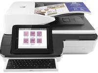 HP Scanjet Enterprise Flow N9120 fn2, 297 x 432 mm, 600 x 600 DPI, 120 Seiten pro Minute, 120 Seiten pro Minute, Flachbett- & AD