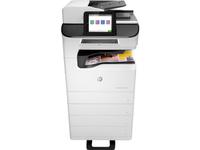 HP PageWide 785zs, Laser, Farbdruck, 1200 x 1200 DPI, 4550 Blätter, A3, Schwarz, Weiss