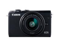 Canon EOS M100, 24,2 MP, 6000 x 4000 Pixel, CMOS, Full HD, Touchscreen, Schwarz