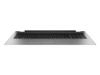 HP 929904-041, Gehäuse-Unterteil+Tastatur, Deutsch, HP, 250 G6