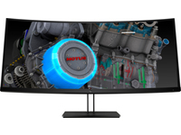 HP Z38c 37.5 Curved Monitor 4K