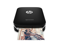 HP Sprocket Fotodrucker Black