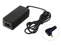 2-Power CAA0720G, 230 V, 39 W, 19 V, Asus EEE PC 1005HA, Schwarz, 127 mm