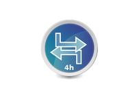 Zyxel Express-Garantie Austauschservice & Garantieverlangerung, Kategorie 2 - Serviceerweiterung - Austausch - 2 Jahre - Lieferu