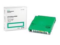 HPE Ultrium WORM Data Cartridge - 20 x LTO Ultrium WORM 8 - 12 TB / 30 TB - Beschriftungsetiketten - grün