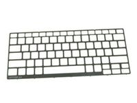 Dell 106 (103) Keys, Dual Point - Notebook-Tastaturrand - für Dell Precision Mobile Workstation 7520