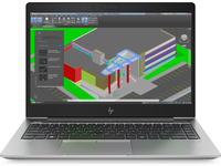 HP ZBook 14U G5, Intel® CoreTM i5 der siebten Generation, 2,50 GHz, 35,6 cm (14 Zoll), 1920 x 1080 Pixel, 8 GB, 256 GB