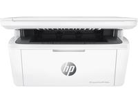HP LaserJet Pro MFP M28w, Laser, 600 x 600 DPI, 150 Blätter, A4, Direkter Druck, Weiss