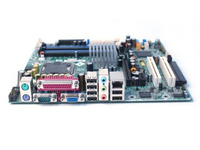 HP - Motherboard - micro ATX - LGA775-Sockel - i915G - Gigabit LAN