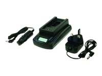 Duracell Ultra Fast Battery Charger, 0,5 h, 67 mm, 29 mm, 124 mm, 146 g, Schwarz