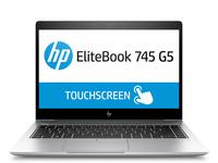 HP EliteBook 745 G5, AMD Ryzen 7, 2 GHz, 35,6 cm (14 Zoll), 1920 x 1080 Pixel, 8 GB, 256 GB