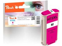 Peach Tinte HP C9372A, 72XL magenta