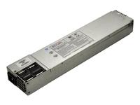 Supermicro PWS-561-1H - Netzteil (intern) - Wechselstrom 100-240 V - 560 Watt - PFC - für A+ Server AS1021M-T2+B; SC815; SC825;