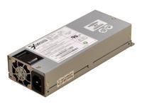 Supermicro PWS-202-1H - Stromversorgung (intern) - Wechselstrom 100-240 V - 200 Watt - PFC - 1U