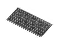 HP L14377-071, Tastatur, Spanisch, Tastatur mit Hintergrundbeleuchtung, HP, EliteBook 745 G5